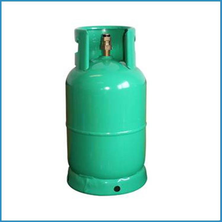 Iso4706 Standard 12.5kg Lpg Gas Cylinder Storage Tank For ...