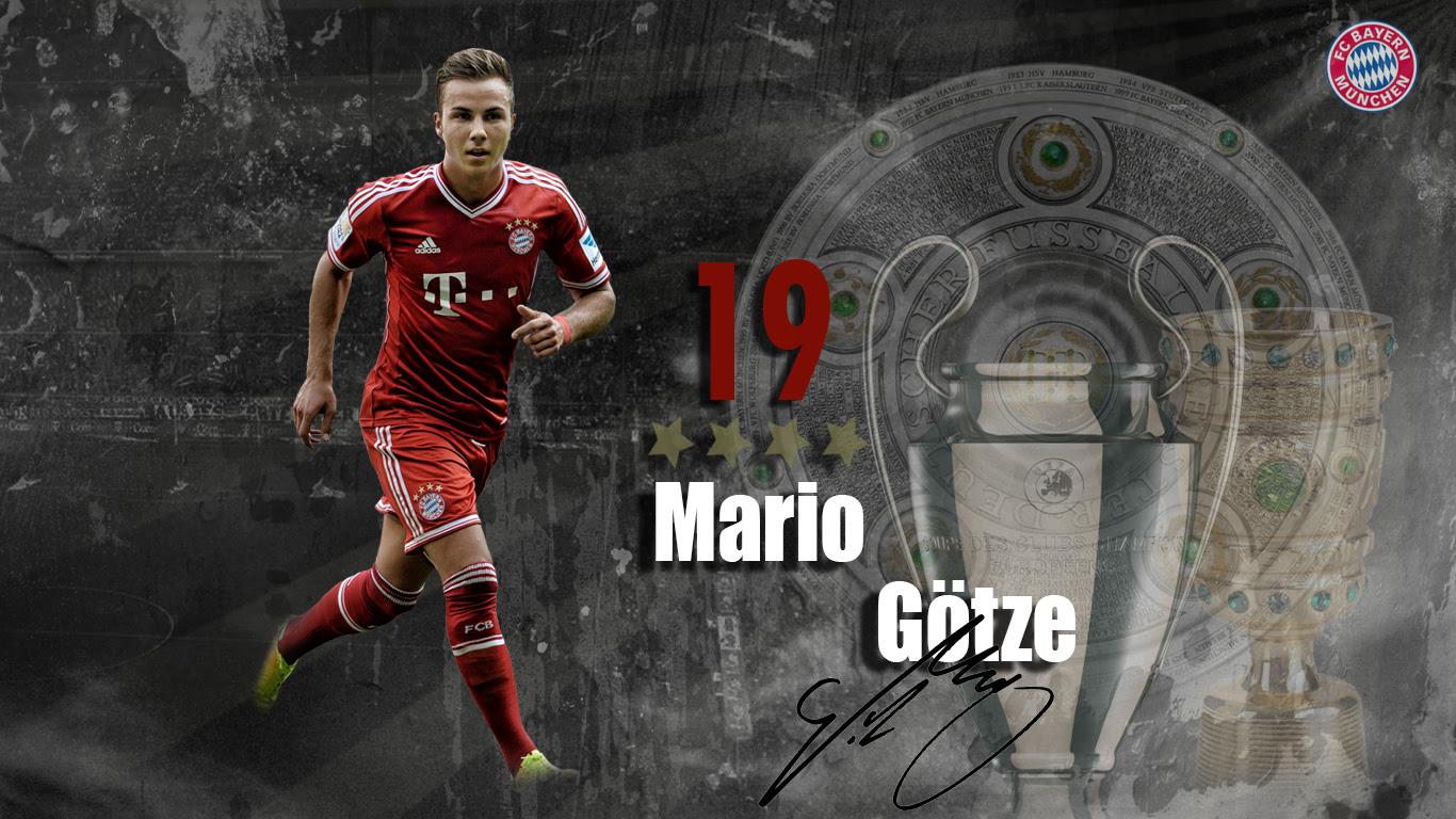 Mario Gotze Wallpaper Hd