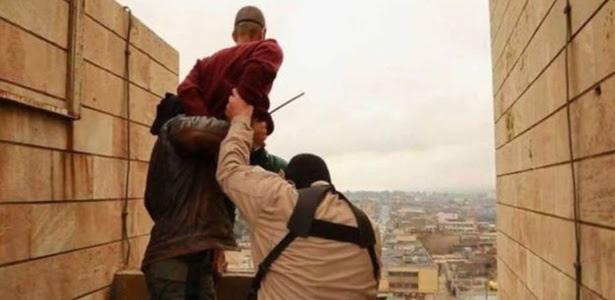 Homossexuais são jogados de prédios em territórios controlados pelo Estado Islâmico