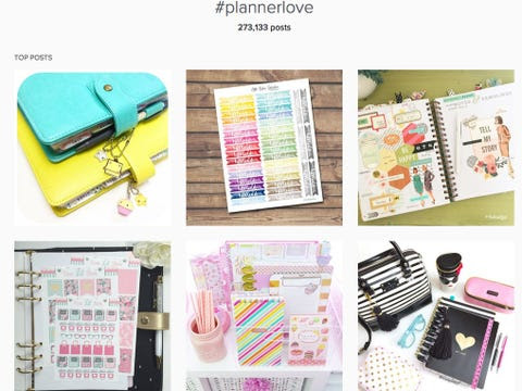 Organized planner videos are all the rage on YouTube - Business ...