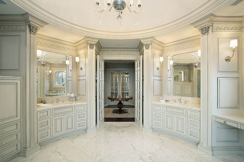 Top 13 Outstanding White Bathrooms To Make You Instantly ...