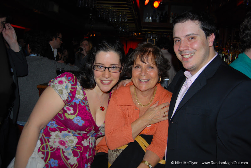 Me, Brian Van's mom, Brian Van