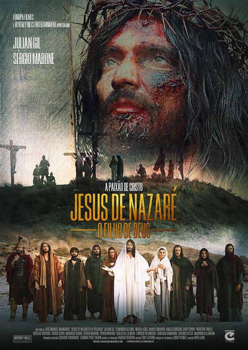 Jesus de Nazaré - O Filho de Deus : Poster