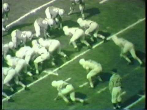 Oklahoma vs Texas - 1957