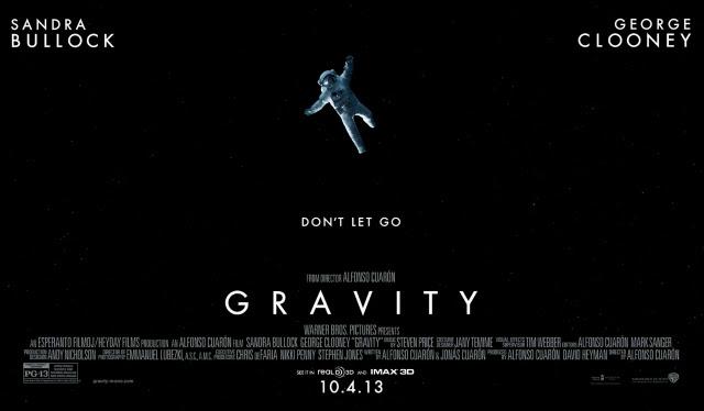 gravity movie review blog uk