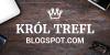 Minibutton Król Trefl