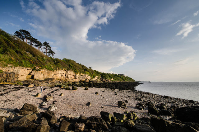 Ladye Bay Clevedon Ian Knox Geograph Britain And