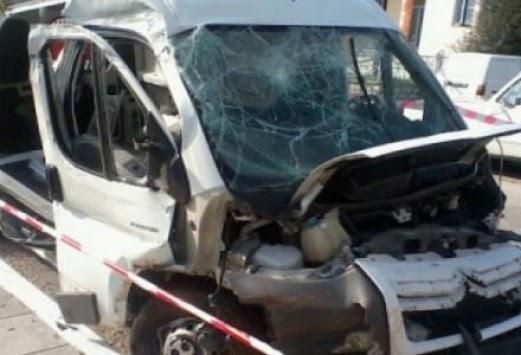 Συνελήφθη ο οδηγός του βαν που σκόρπισε το θάνατο στον Αστακό