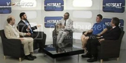 click to go to the debate on The Hot Seat, Vox Africa