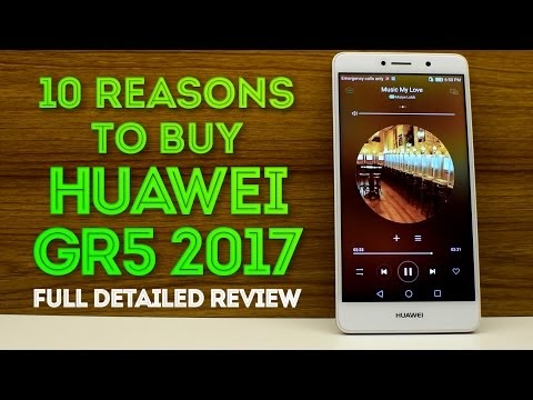 Huawei GR5 2017 Price in Bangladesh, Full Specification