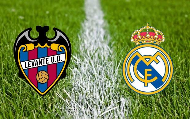 ريال مدريد وليفانتي بث مباشر