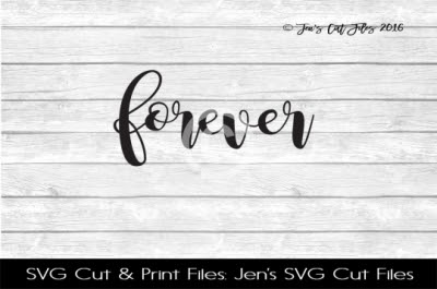 Download Download Forever SVG Cut File Free - Free Download Forever ...