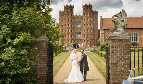 Layer Marney Tower Wedding VenueColchester, Essex