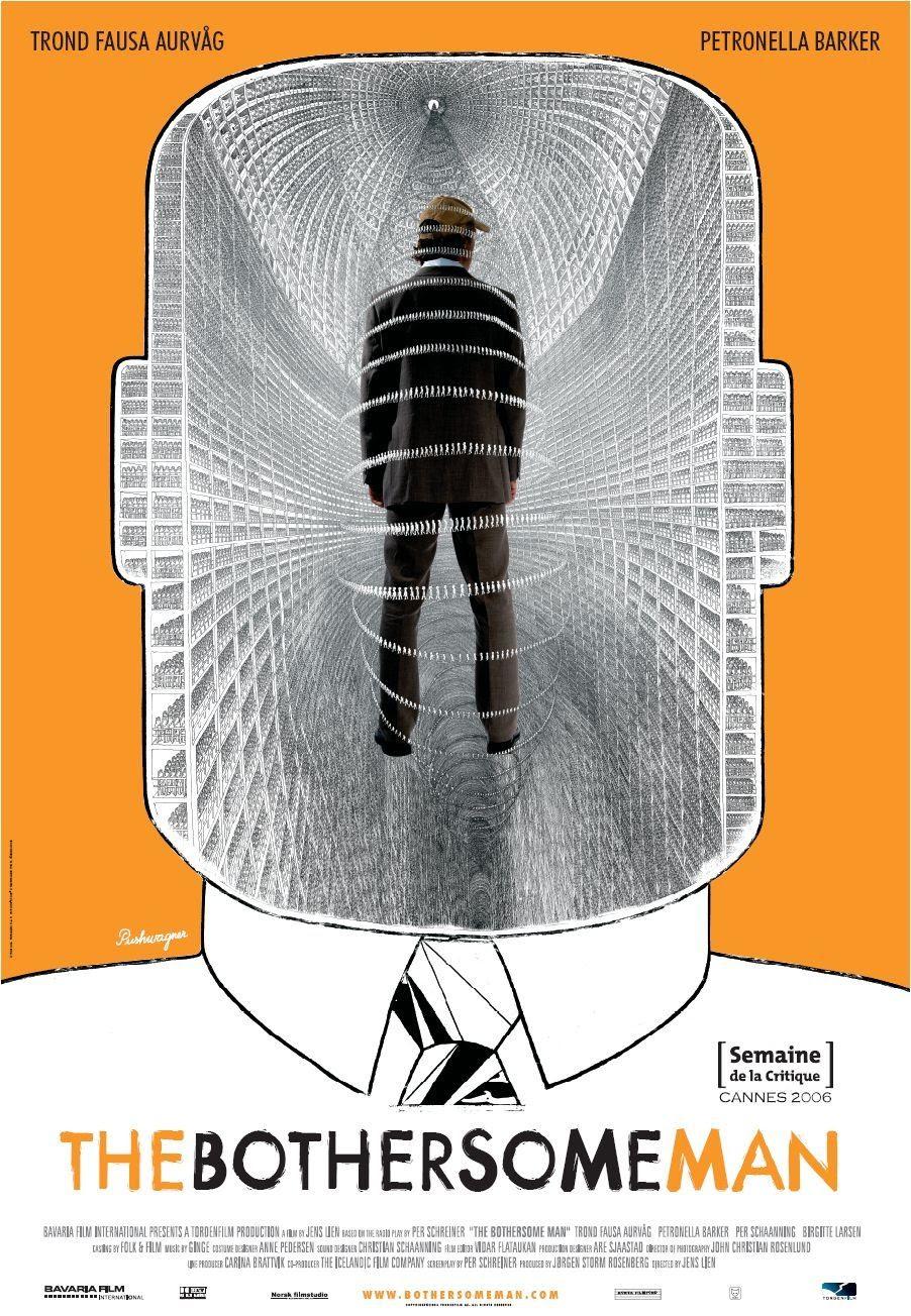 Risultati immagini per the bothersome man poster