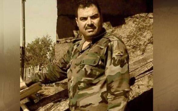 تناقلت مواقع موالية للنظام السوري خبر مقتل العميد معن ديب قائد