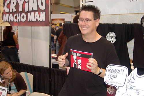 Comic Con 2007: Cool Jerk