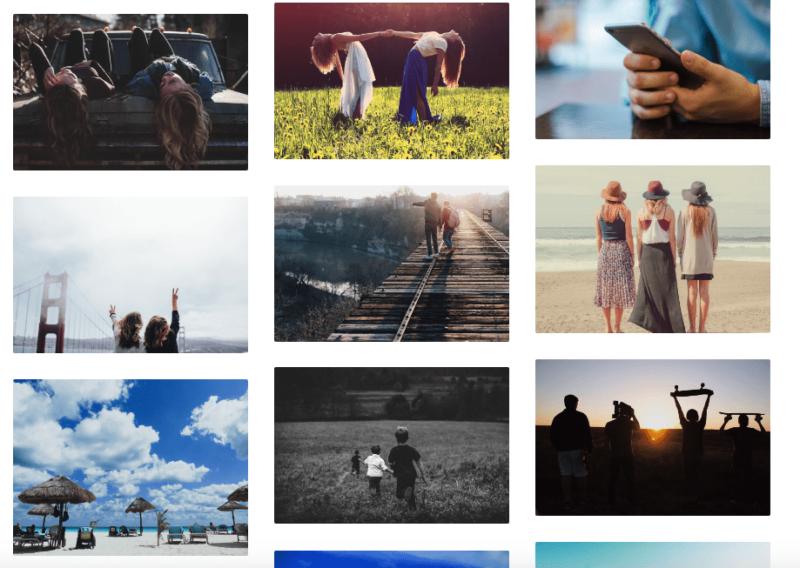 Realistic Shots free stock photos