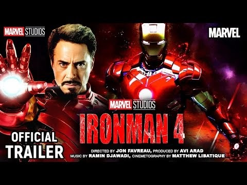 Iron Man 4   Official Concept Trailer   Robert Downey Jr   Don Cheadle   Gwyneth   Fiction