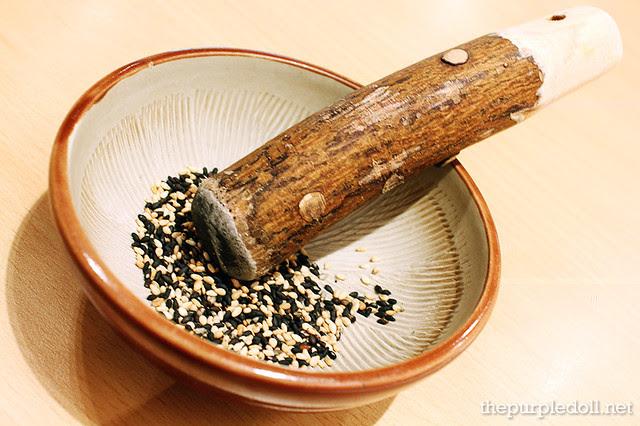 Sesame Seeds for Grinding