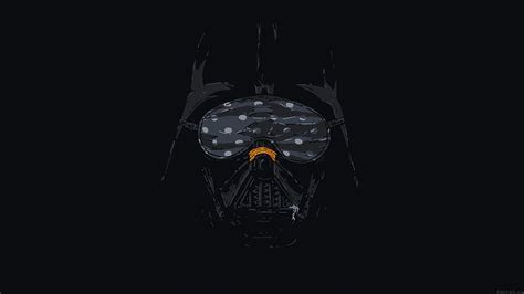 love papers ah darth vader minimal starwars illust art