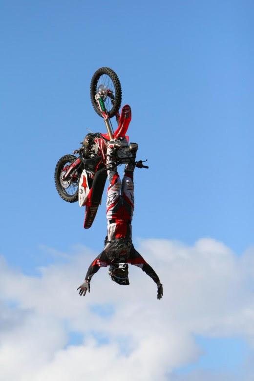 Amazing Cars And Bikes Crazy Dirt Bike Stunts