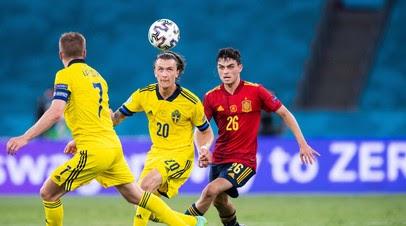 Педри стал самым молодым футболистом в истории сборной Испании на ЧЕ и ЧМ