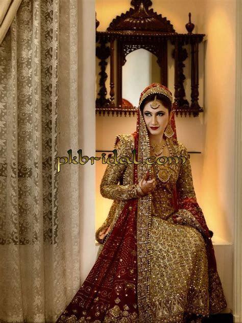 Pakistani Wedding Dresses Collection 2018