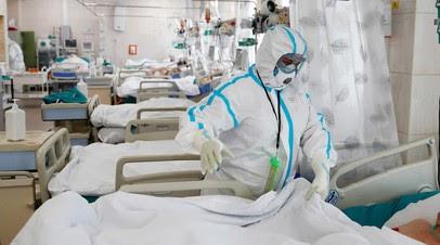 «Увеличивается доля пациентов в реанимации»: Москва вышла на антирекорд по числу госпитализаций из-за COVID-19