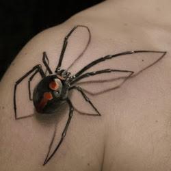 Spider Tattoo Meanings Itattoodesignscom