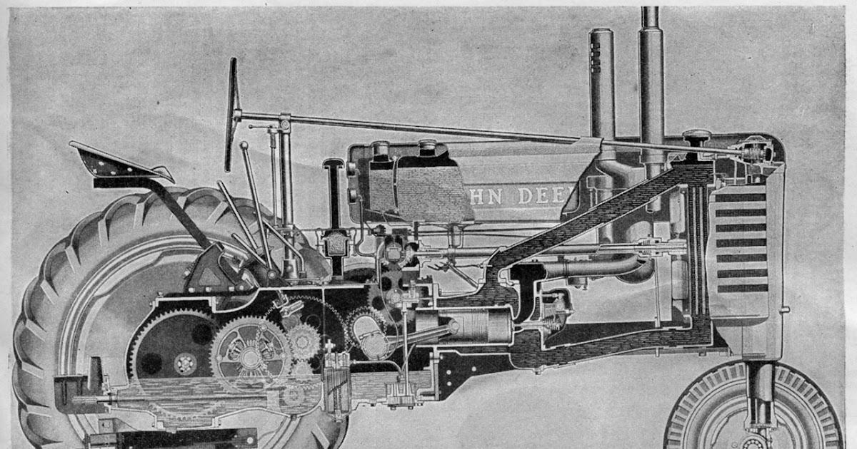 29 John Deere G Hydraulic System Diagram