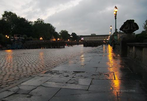 rain on their parade