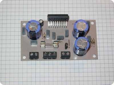 Mono 40w Stereo 2X40W Mạch Anfi với TDA1560Q