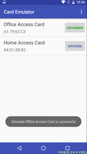 Download)++NFC Card Emulator Pro (Root) v6 0 1 (Paid)Apk