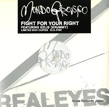 MONDO GROSSO fight for your right