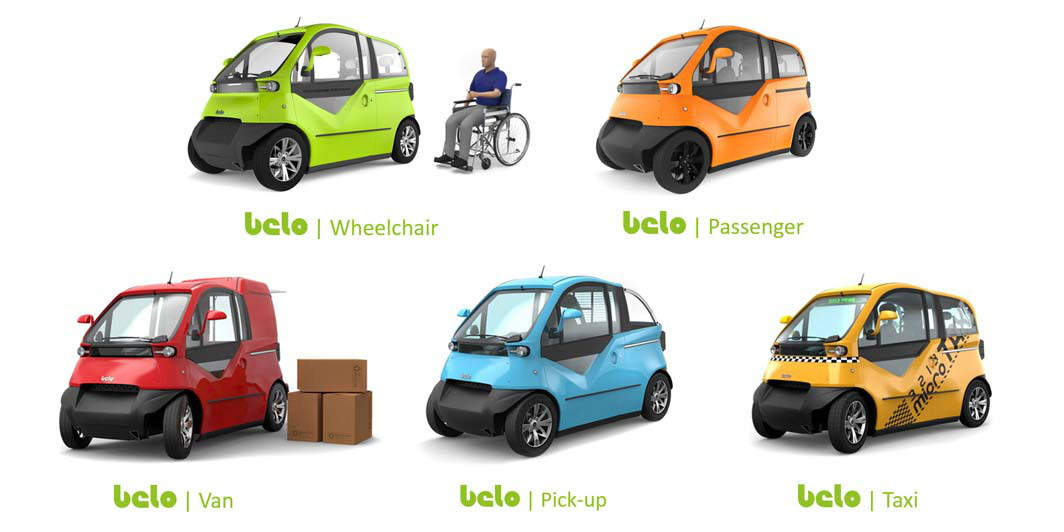 Project Belo Vehicles