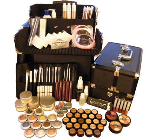 Makeup Artist Foundation Kit