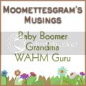 Moomettesgram's Musings