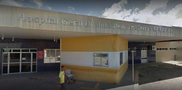Resultado de imagem para hospital jose bezerra natal