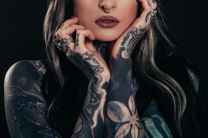 Tatuajes Dónde Duelen Más Mujeralia