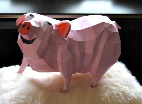 paper-pig