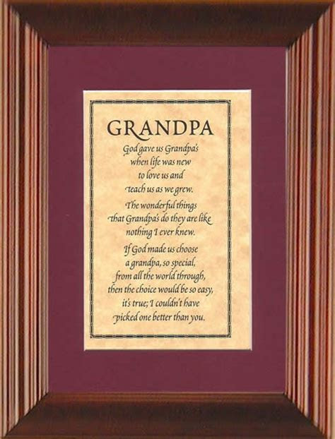 Google Image Result   Grandpa poem   Father's Day Ideas