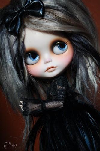 Genesis... Black Magic girl