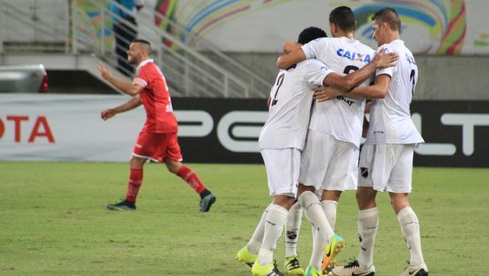 ABC x Potiguar de Mossoró - Campeonato Potiguar (Foto: Fabiano de Oliveira)