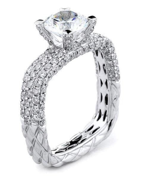 Square Shaped Engagement and Wedding Ring Trends