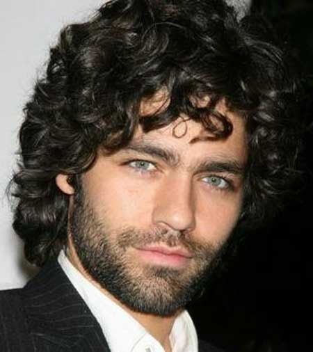 Men  Haircuts for Curly  Hair  The Best Mens  Hairstyles