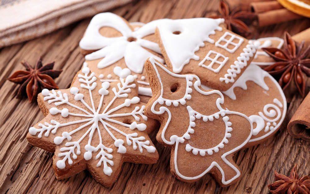 torte, dessert, dolci, Natale