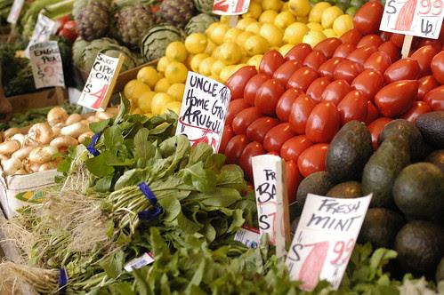 Frank's produce