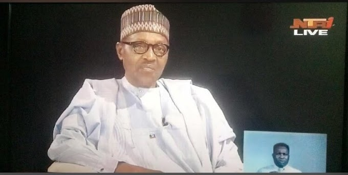 """""""If I lose the election in February, it won't be the first time"""" – President Buhari"""