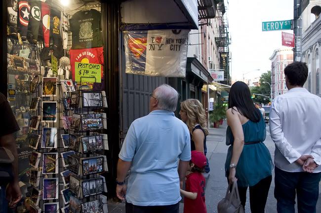 On Leroy Street, NYC