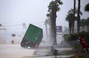 Badai Harvey Menyapu Texas, Trump Deklarasikan Darurat Bencana